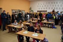 Školní rok 2021 – 2022 začal i v Holešově.