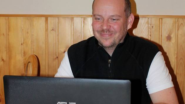Jakub Juračka provozovatel skiareálu Troják.
