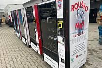 Rouškomat bude umístěn také v Kroměříži.