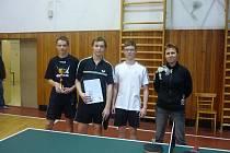 Zaástupci Gymnázia Holešov skončili v kraji druzí.
