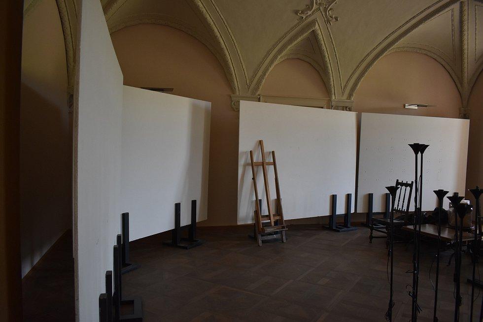 Výstava Leonardo da Vinci - Cesta do tvořivé mysli génia, 3. června - 29.8.2021.