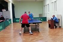 stolní tenis 3. ligy, Chropyně - Šarovy