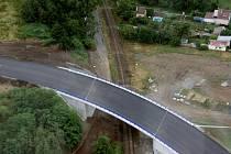 Jihovýchodní obchvat města Holešov by měl být otevřen na konci srpna