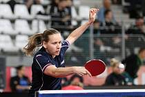 Česká stolní tenistka Hana Matelová společně s reprezentačním kolegou Pavlem Širučkem přepsali historii.