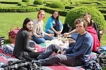 Férová snídaně v Podzámecké zahradě v Kroměříži