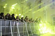 Zámecký party ples v Holešově 2018