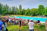 Triatlonový závod Morkovské chlap 2021