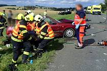 Tragická nehoda u Hlinska pod Hostýnem, 17. srpna 2021