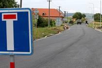 Cesta mezi Šelešovicemi a Olšinou je uzavřena.