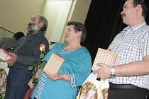 V kroměřížském Sokolském domě se v pátek 28. ledna 2011 konalo 17. výroční shromáždění členů Klubu dárců krve Kroměřížska. Při této příležitosti byli také oceněni dárci krve.