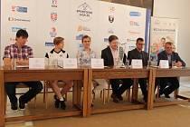 Hostitelským městem pro republikové finále Sportovní ligy základních škol v minifotbalu se letos stala Kroměříž.