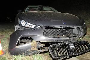 Nehoda u Kroměříže