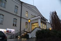 Kino Nadsklepí v Kroměříži.
