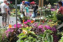 Zahrada Věžky je tradiční zahrádkářskou a hobby prodejní výstavou, kterou navštěvují lidé z širokého okolí.