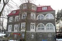 Domov pro osoby se zdravotním postižením v Kvasicích.