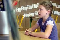 V Základní škole Rymice se ve středu 16. června 2010 sešli čtvrťáci a páťáci z malotřídních škol. Kantoři je tam neoficálně zkoušeli z angličtiny.
