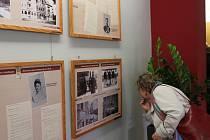 V kině Nadsklepí si mohou lidé prohlédnout fotografie ze Sarajevského atentátu.