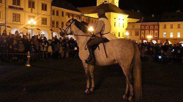 Svatomartinské hodování v Kroměříži