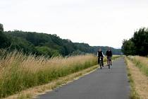 Cyklostezka z Kroměříže do Kvasic bude potřebovat opravit.