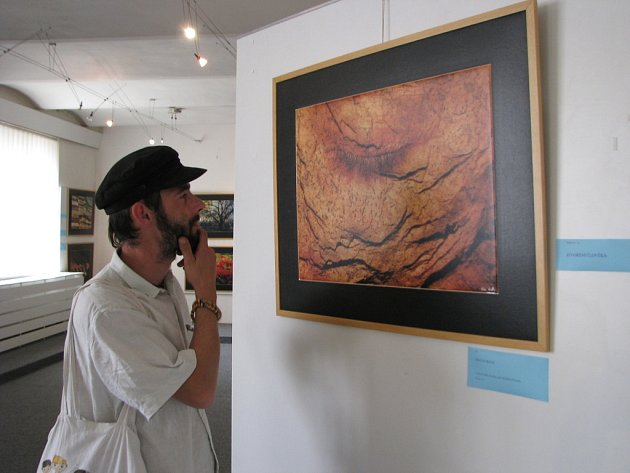 Holešovská galerie patří až do neděle 17. sprna izraelské autorce Shai Ginott.