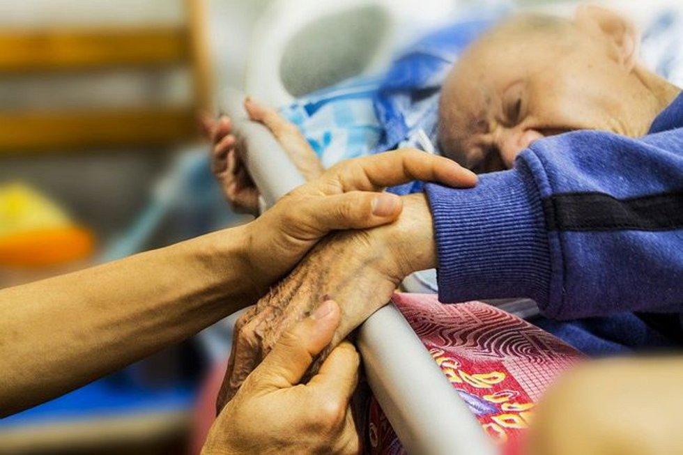 Hospicová péče. Ilustrační foto.