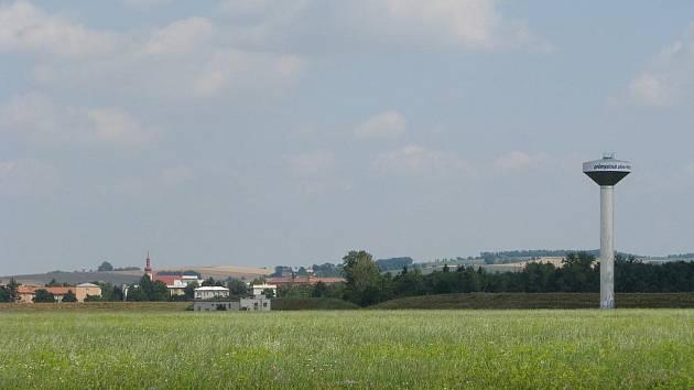 Průmyslová zóna Holešov. Ilustrační foto.