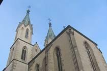 Chrám svatého Mořice v Kroměříži. Ilustrační foto