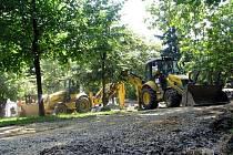 Bezručův park V Kroměříži