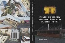 Obálka knihy Zaniklé příběhy podhostýnských pohostinství.