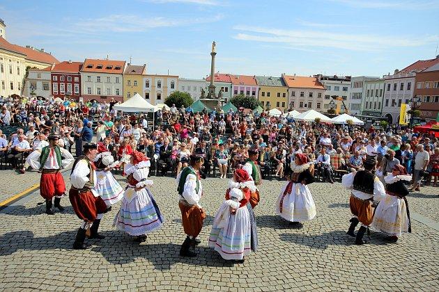Dožínky Zlínského kraje 2018