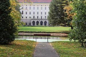 Podzámecká zahrada v Kroměříži