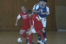 Futsalisté Vokna. Ilustrační foto