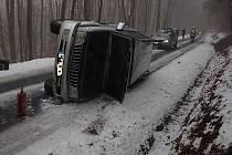 Nehoda u Koryčan.