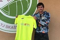 Záložník Lukáš Motal se do Skaštic vrátil z třetiligové Kroměříže. V mateřském klubu bude hrájící asistent trenéra.