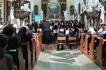 Kostel Svatého Jana Křtitele v Morkovicích. Ilustrační foto