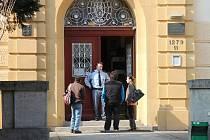 Budova Okresního soudu v Kroměříži.