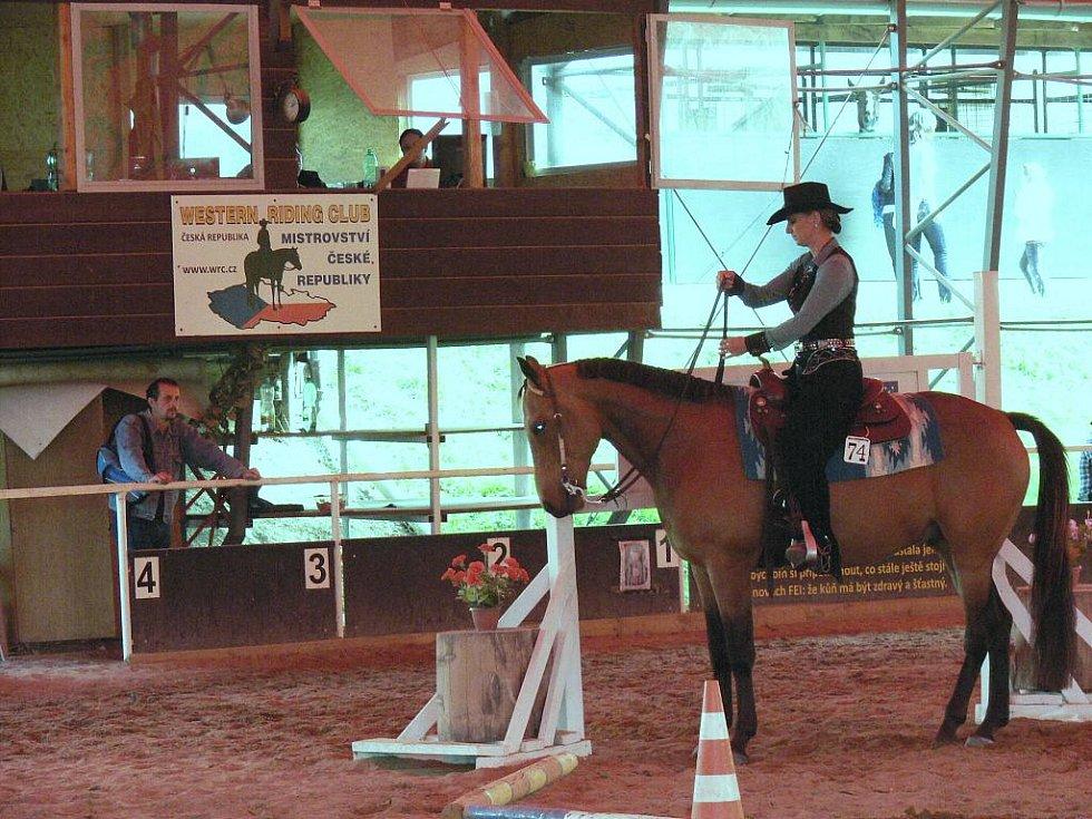 V Hipocentru Koryčany se v sobotu 17. a neděli 18. září 2011 konalo mistrovství republiky ve westernovém ježdění.