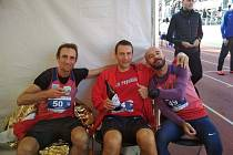 Ondřej Velička na mistrovství světa v běhu na 24 hodin 2019