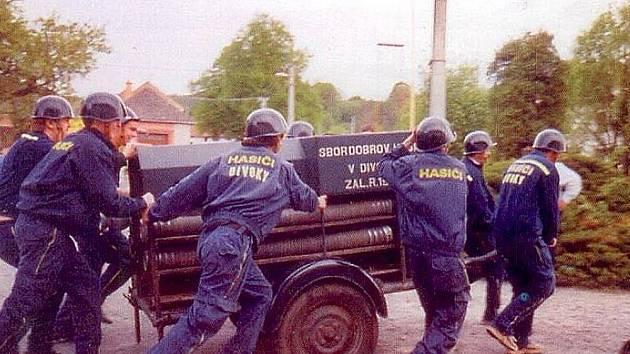 Sbor dobrovolných hasičů Divoky.