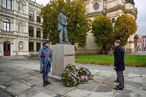 Den vzniku samostatného československého státu.