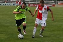 Osmatřicetiletý stoper Kvasic Ondřej Šilinger strávil většinu kariéry v rodné Kroměříži, kde si zahrál také druhou ligu nebo semifinále celostátního poháru proti Mladé Boleslavi. Hanácké Slavii pomohl také k několika postupům.