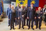 OCENĚNÍ HASIČI. Nominace na pamětní medaile z řad dobrovolných hasičů si navrhují jednotlivé okresky.