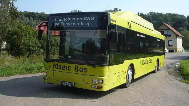 Magic Bus. Ilustrační foto.