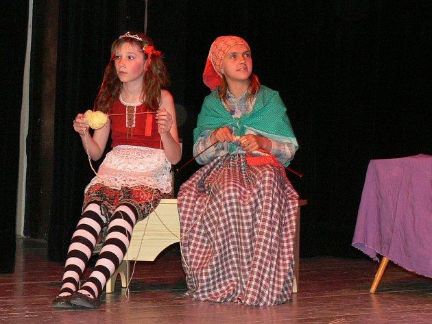 V Sokolském domě v Kroměříži se ve dnech 13. až 15. 5. 2008 koná divadelní festival Pohádková Kroměříž.