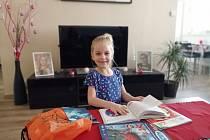 Velikonoční dárky pro malé čtenáře.