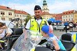 Den s policií ČR v Kroměříži