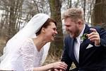 Svatba v době koronaviru.