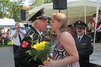 Oslavy 125. let od založení sboru ve městě Morkovice – Slížany. Vyznamenání za celoživotní dílo + kulturní program.