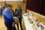 Do prvního ročníku Koštu velikonočních beránků ve Zdounkách přihlásilo své výtvory čtrnáct soutěžících.