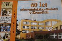 Na kroměřížské Střední zdravotnické škole slavili 60. výročí